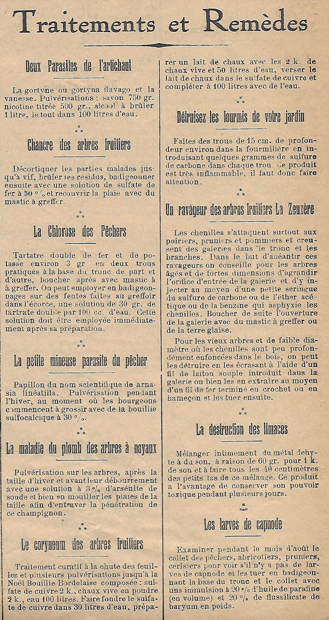 L'agriculteur de Provence et du Languedoc
