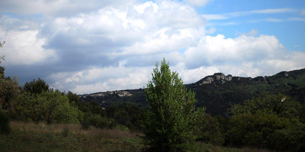 Collines Luberon France