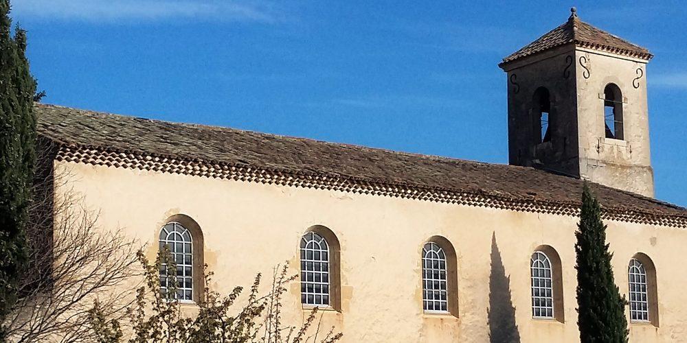 Monastere Luberon France