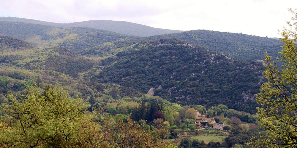 Collines du Luberon France
