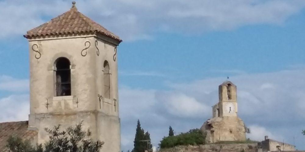 Clocher Luberon France